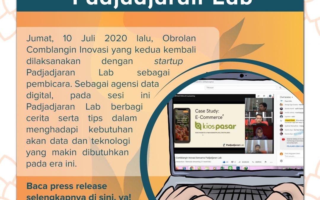 Comblangin Inovasi #2: Mendalami Era Bisnis Digital dengan Padjadjaran Lab