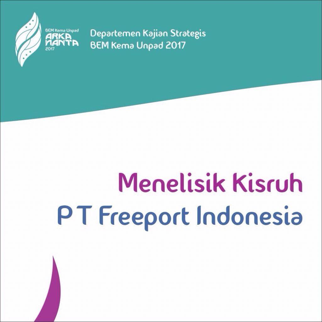 Kisruh PT. Freeport